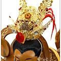 金龍大太子作品,台灣手工描金,現代化神像藝術