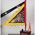 台灣手工令旗座品-十二色龍令(客製化作品,每面旗都是獨一無二的)