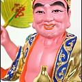 林新發神像藝術-金沙彩濟公禪師藝術作品