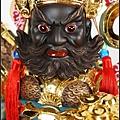 神像藝術-武財神趙光明(新發式手繪創作)