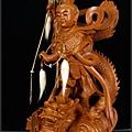 台灣手工柳絲法器-戰神太子槍圈