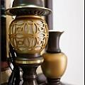 寶華銅器(古金粉)-元寶燈/財源燈