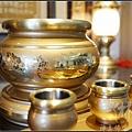 寶華銅器-全金粉系列(蓮花神爐、蓮花祖爐、淨香爐、環香台、心經燈)