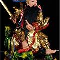 台灣牛樟木/神像雕刻藝術作品-玄天上帝(上帝公)