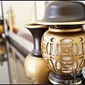 寶華古金粉雙龍爐/招財元寶燈/富貴滿堂花瓶