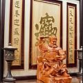 招財進寶雕刻聯-003