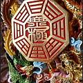 林新發神牌作品,客製化龍鳳神旨牌藝術