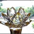 24K金頂級水晶蓮花燈作品分享