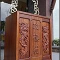 台灣手工作品/功德箱(雙龍拱護/護主功德)