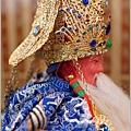 台灣手工神帽的藝術美展現