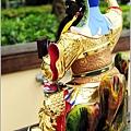 林新發神像藝術作品-武財神/通天財神