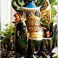 新發式彩繪-尺三體武財神(聚寶盆