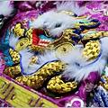 紫色、水藍色系軟身龍袍-006.JPG