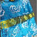 紫色、水藍色系軟身龍袍-016.JPG