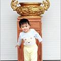 林新發出品-一尺三脫蠟九皇龍爐(翻_1