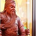 新發神藝-包巾結義體帝君(美洲綠檀木)-004