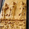 檜木西方三聖立雕作品-001.JPG
