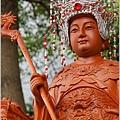 神像藝術-金母娘娘(紅豆杉之美)-012.JPG