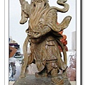神像-一尺三綠檀木-王天君馬靈官_0.jpg