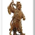 神像-一尺三綠檀木-王天君馬靈官_3.jpg