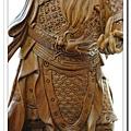 神像-一尺三綠檀木-王天君馬靈官_7.jpg