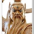 神像-一尺三綠檀木-王天君馬靈官_9.jpg