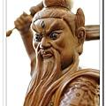 神像-一尺三綠檀木-王天君馬靈官_11.jpg