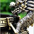 新發佛俱-九龍脫臘爐(尺三.三十五公斤)-013