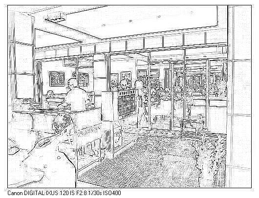相片實驗室 - 特效百匯 - 素描