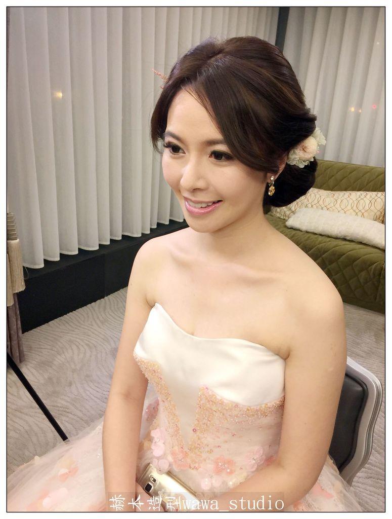 日韓系新娘造型*