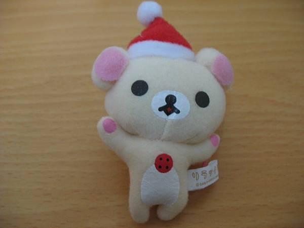 聖誕懶熊妹