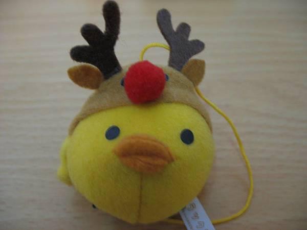 聖誕馴鹿雞