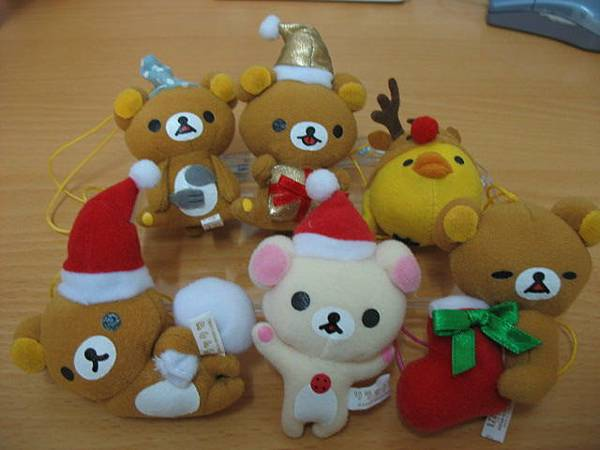 懶熊__聖誕篇。大合照