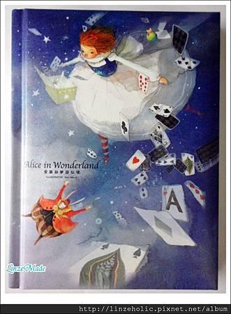 2011.6-7購入文具_愛麗絲禮物書