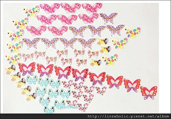 MW蝴蝶和紙貼紙包03