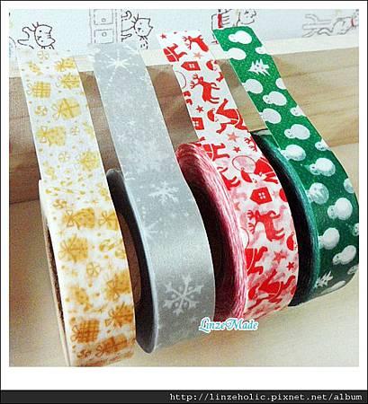 3COINS_2012冬季款_金銀禮物+紅綠聖誕01