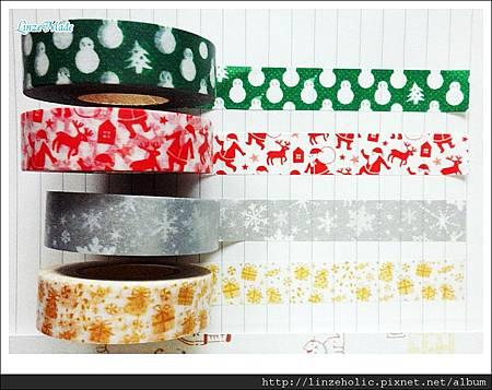3COINS_2012冬季款_金銀禮物+紅綠聖誕02