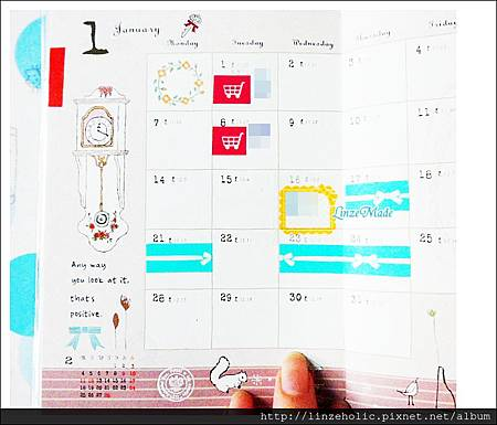 Mark's_New Diary日記款06