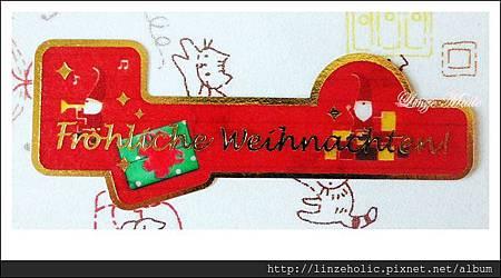 mt2013聖誕限定款_組合附贈貼紙