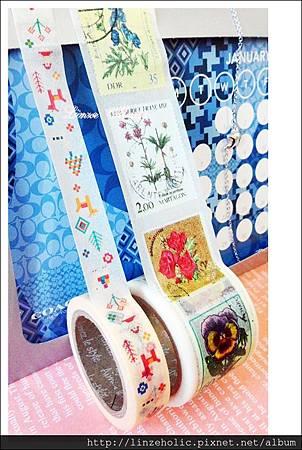 Aimez le style 2013春季款_北歐圖騰+植物郵票