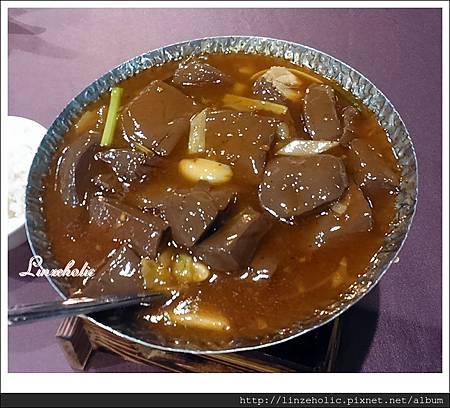 2014.08 台南榮星川味餐廳_五更腸旺