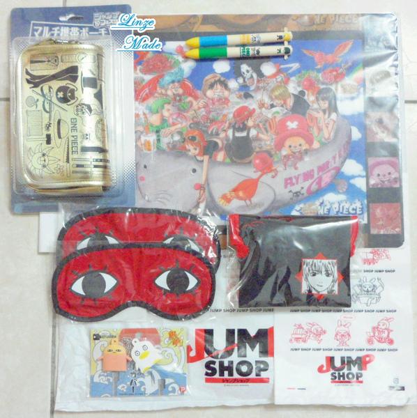2010.11JUMP SHOP朝聖物