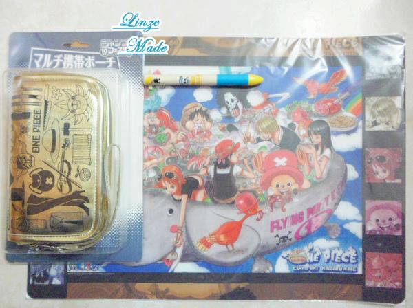 OnePiece海賊王_2010.11海賊王朝聖商品
