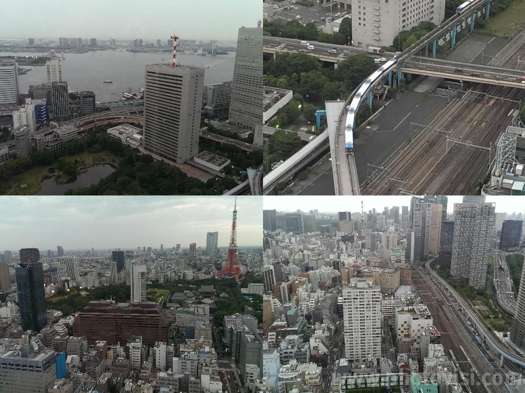 東京世貿觀景