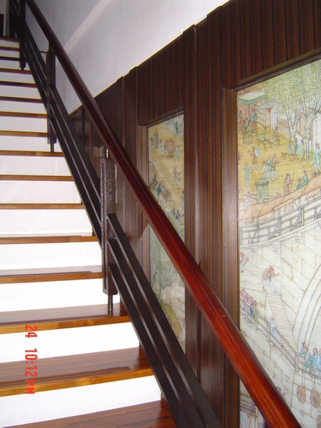 VIP房 樓梯
