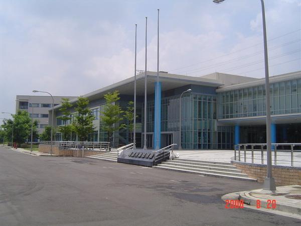 燕巢總機廠外觀