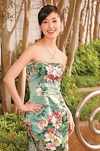 田中千繪在新片《愛到底》要演繹一個台灣人,結果她留在台灣苦練8個月國語。