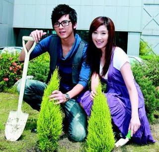 田中千繪與李國毅將一起演出偶像劇《星光下的童話》