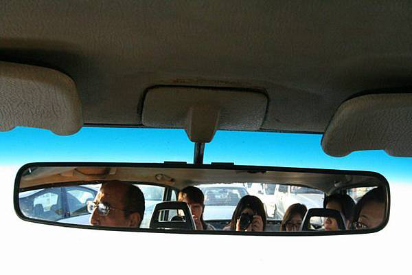 開羅交通初體驗