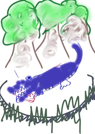 奇怪的鱷魚.jpg